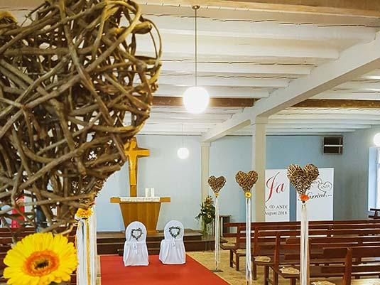 Albgut Münsingen - Franziskus Kapelle